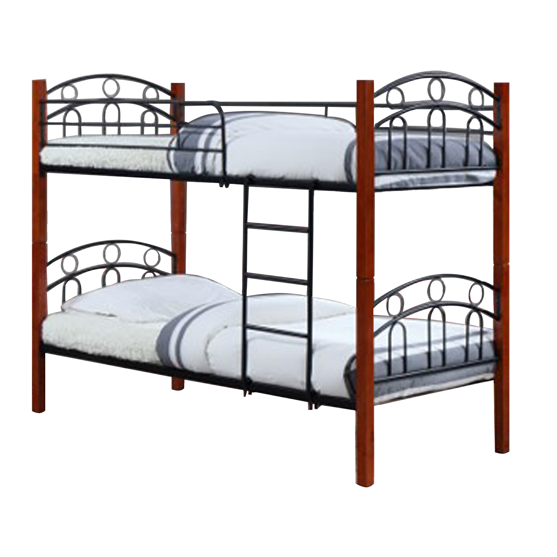 Astoria Double Deck Bed - Hapihomes